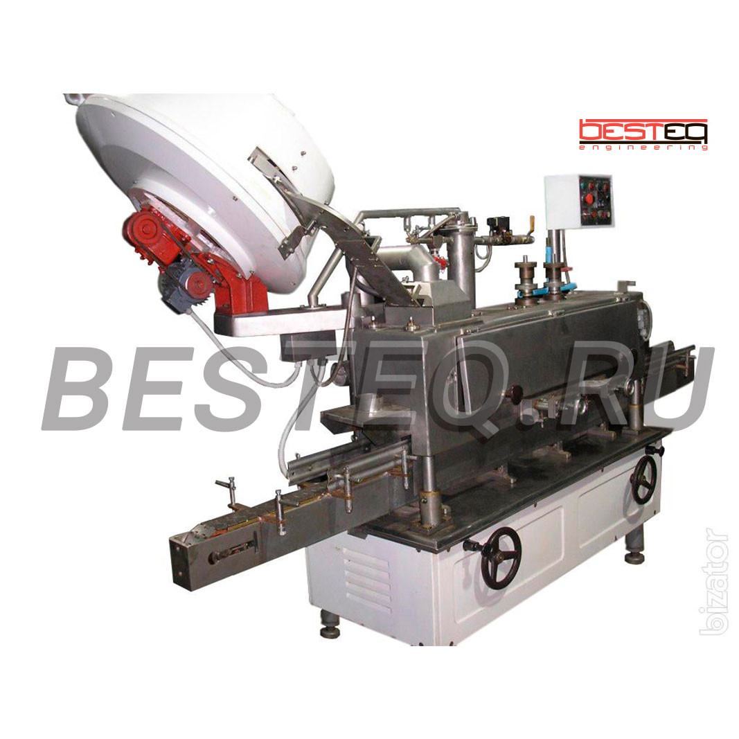 Twist-off capping machine G7-UMT-6