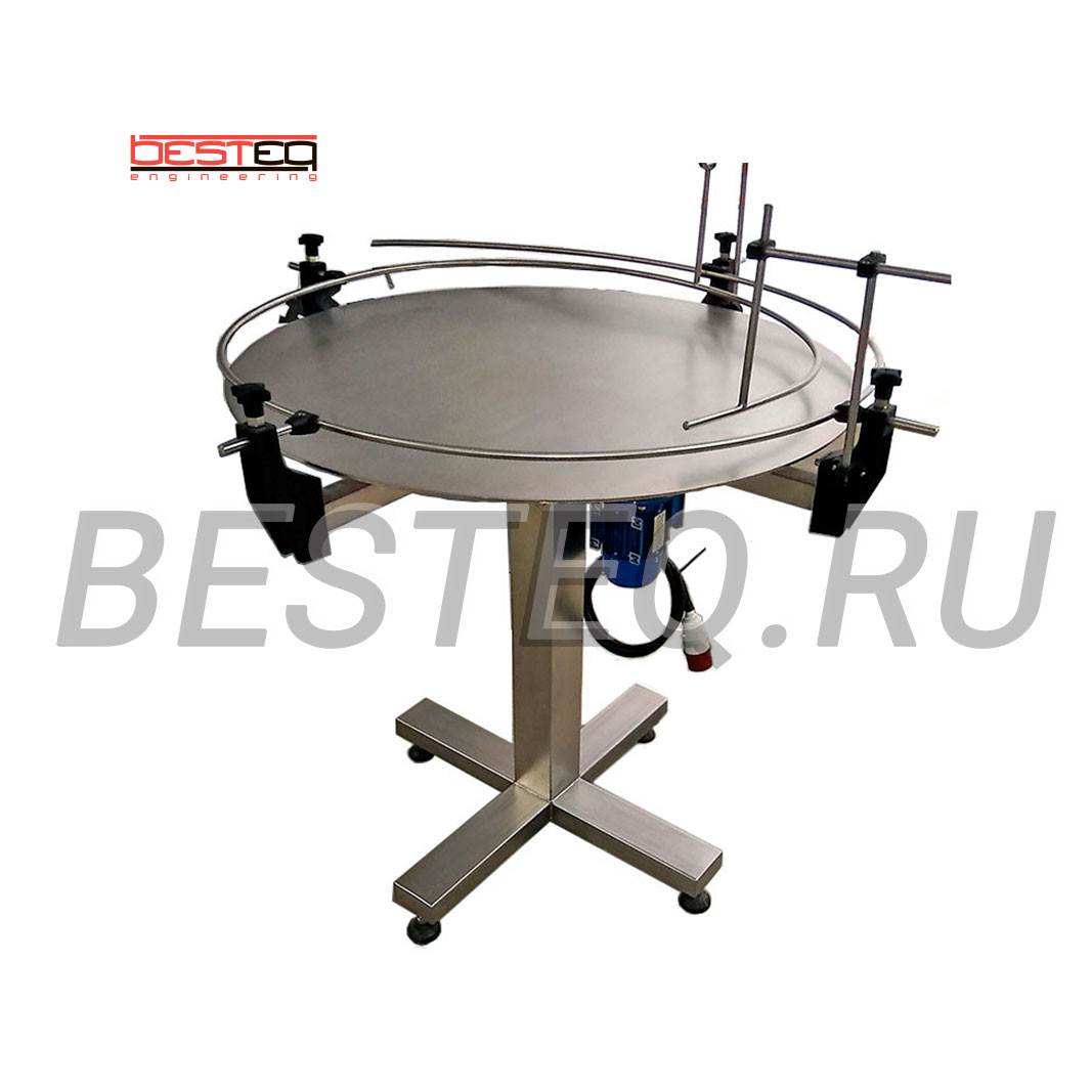 Accumulating Rotary Table BESTEQ-ART