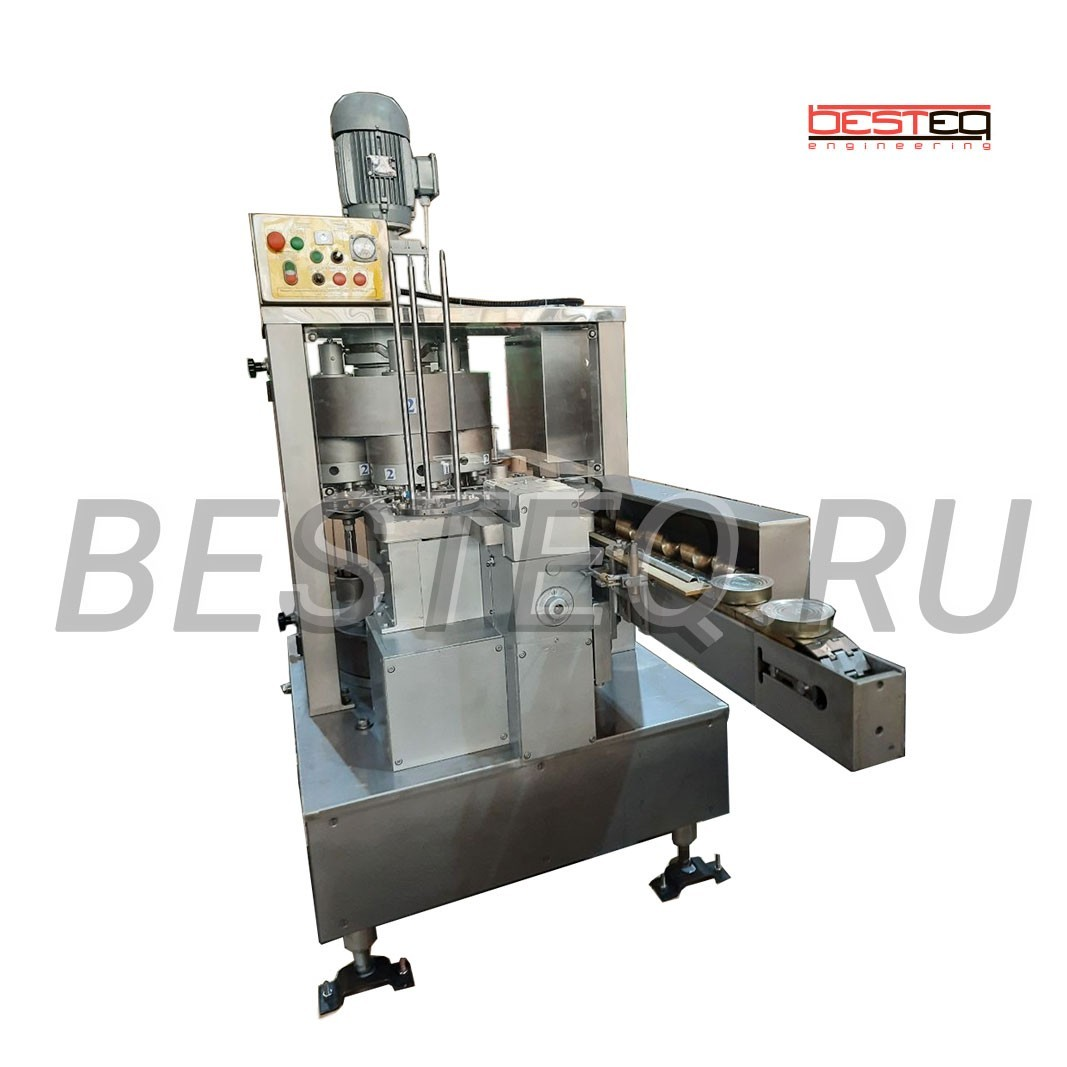 Can sealing machine G7-UMG-6