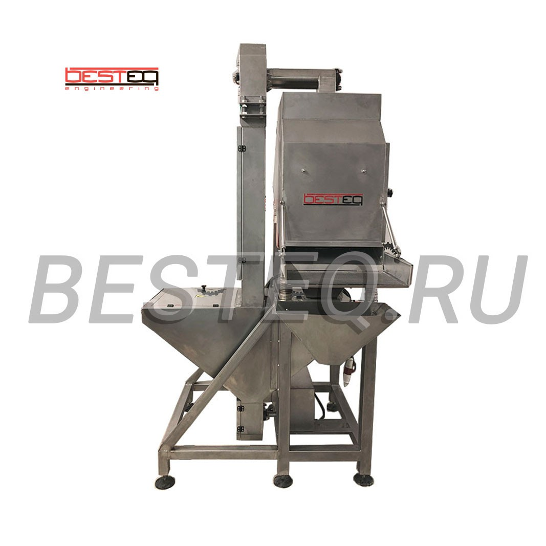 Breading machine BESTEQ-BM-650
